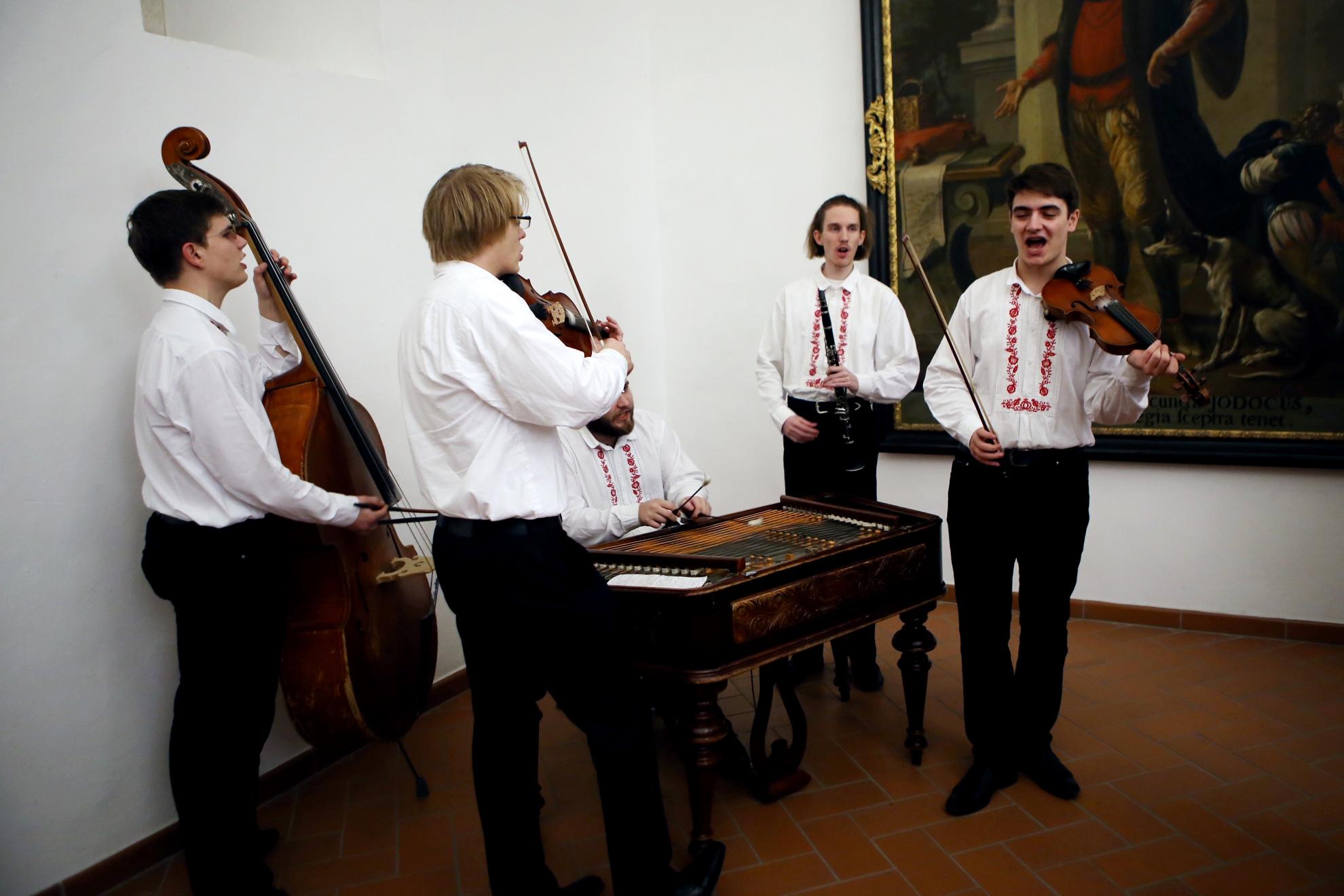 Vyhlášení univerzitního vína MU Brno 2015